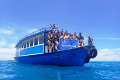 Maldivas Guraidhoo 1 Mayo
