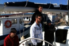 Practicas PNB y licencia de Navegación 14 de marzo 2015